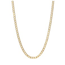 Walter Chain High Polished Gold