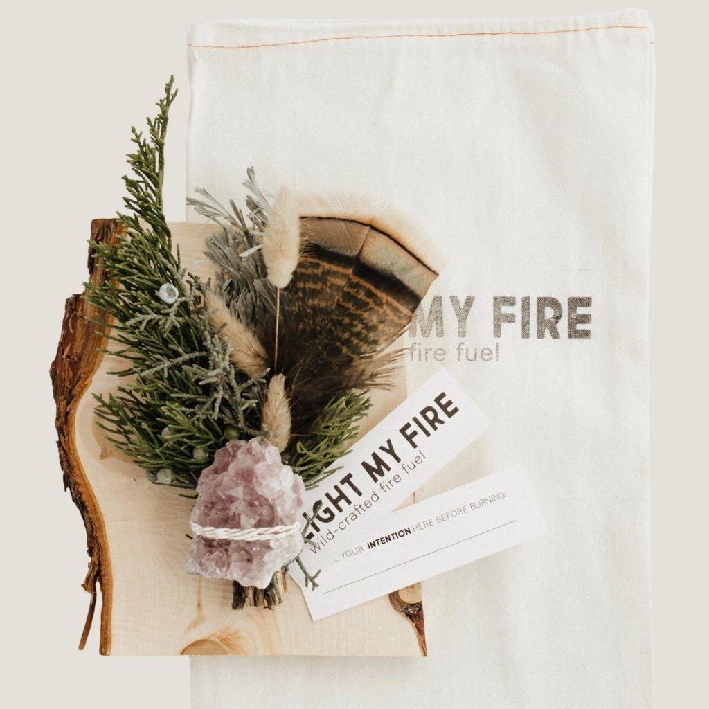 Con-lo COMMON Light My Fire - Amethyst