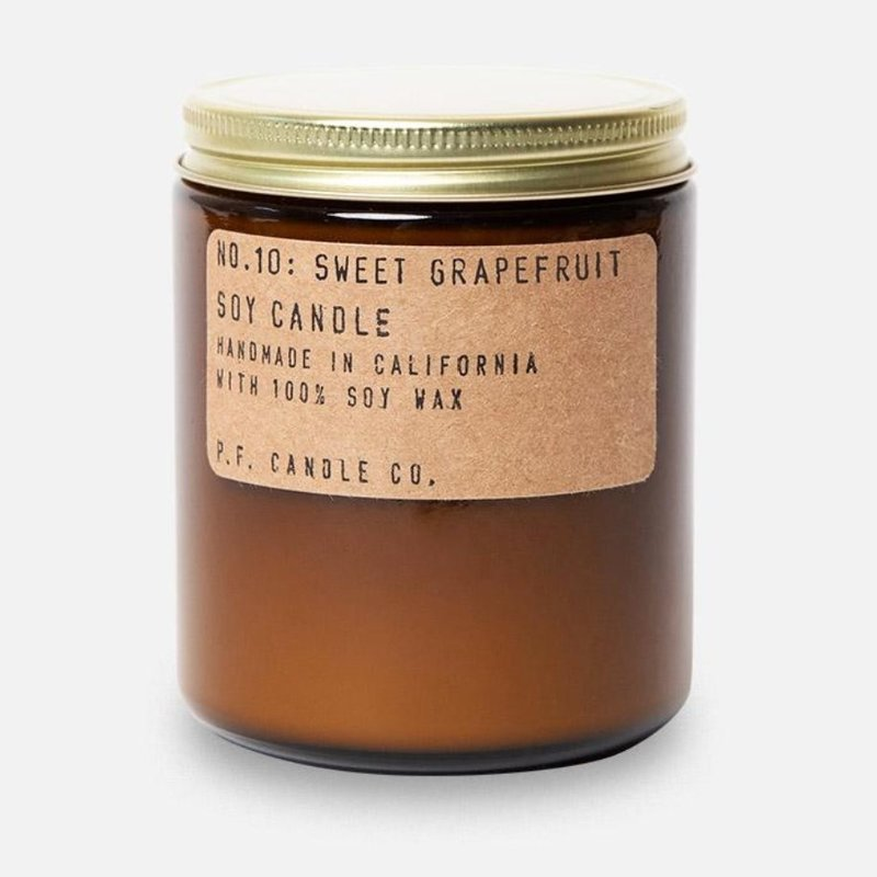 PF Candle Co Sweet Grapefruit 7.2 Oz Soy Candle