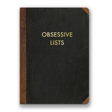 Obsessive Lists Dotted Journal M