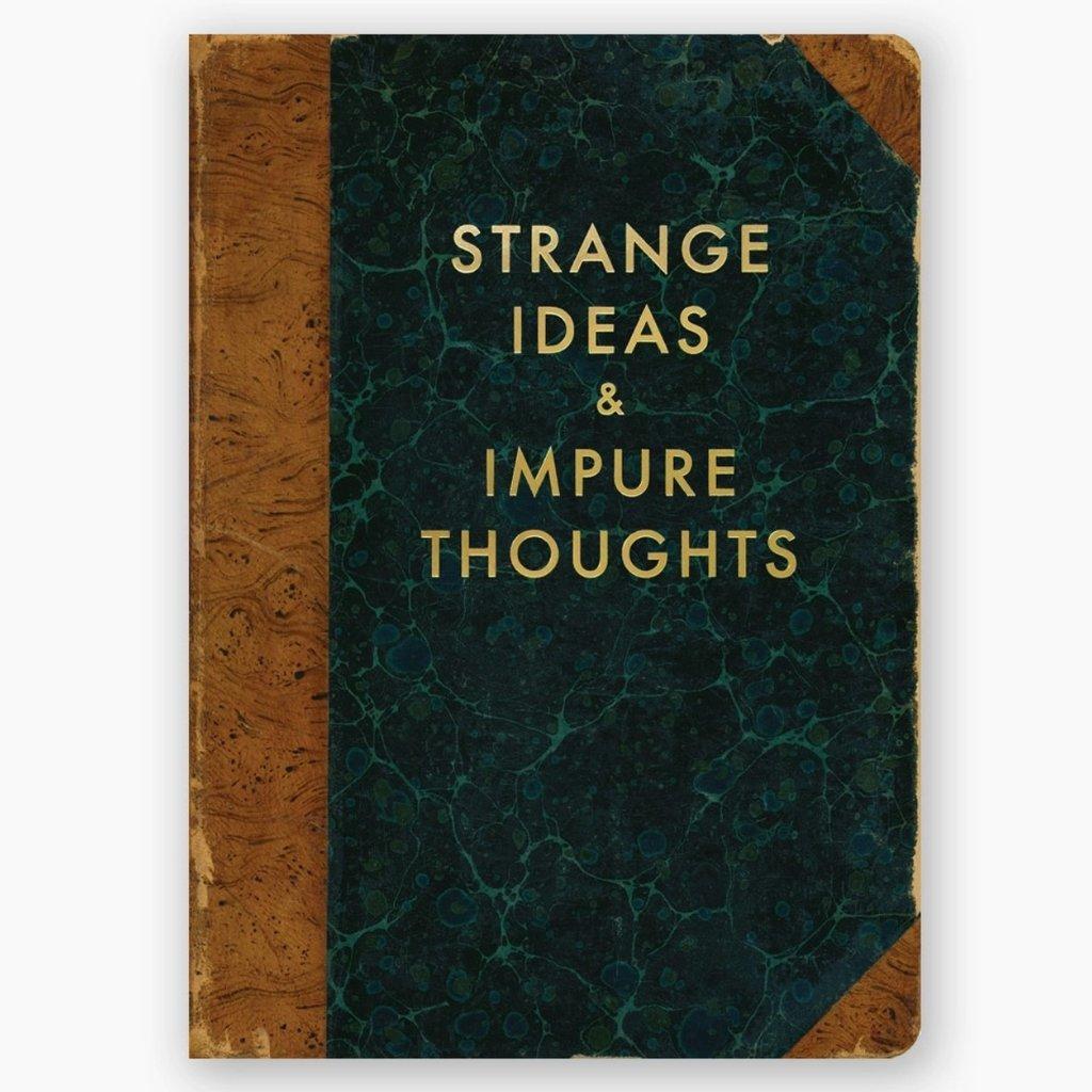 Strange Ideas Journal M