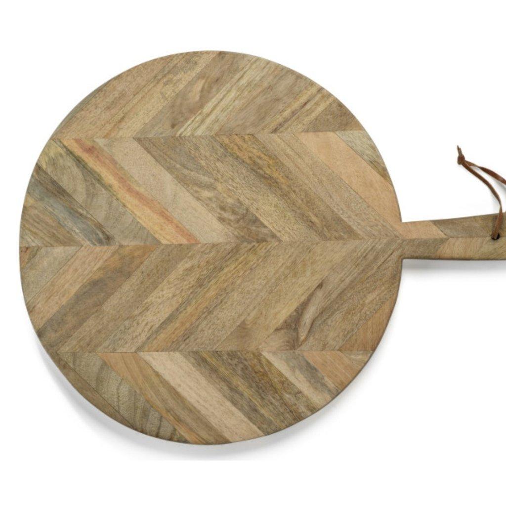 Mango Wood Charcuterie/Pizza Board