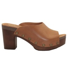 Montrose Leather Clog Mule