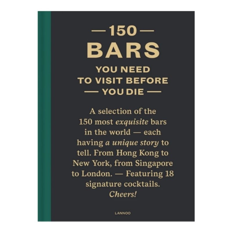 National Book Network 150 BARS YOU NEED TO VISIT