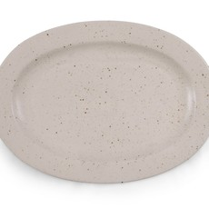 Sugarboo Extra Large Speckled Ceramic Serving Dish