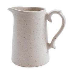 Sugarboo Speckled Ceramic Pitcher