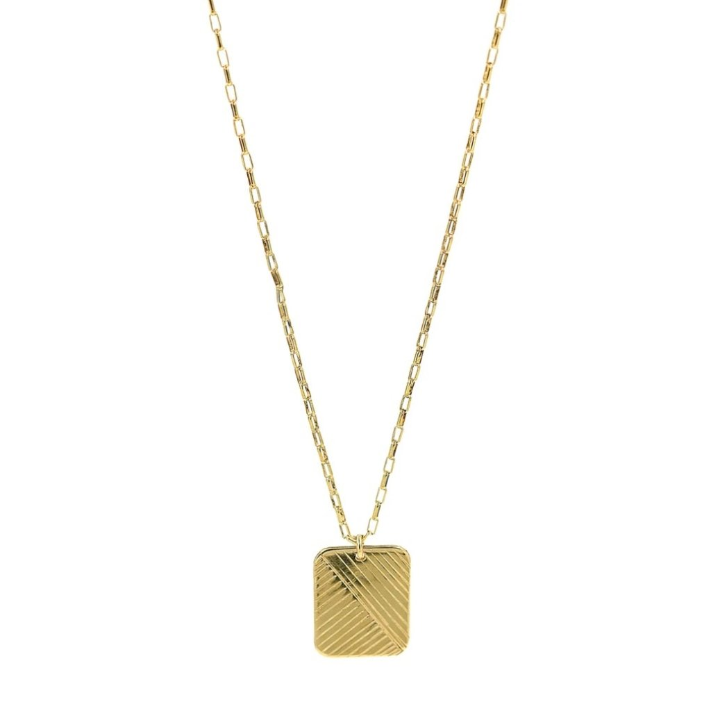 Paradigm Gold Fill Flow Necklace