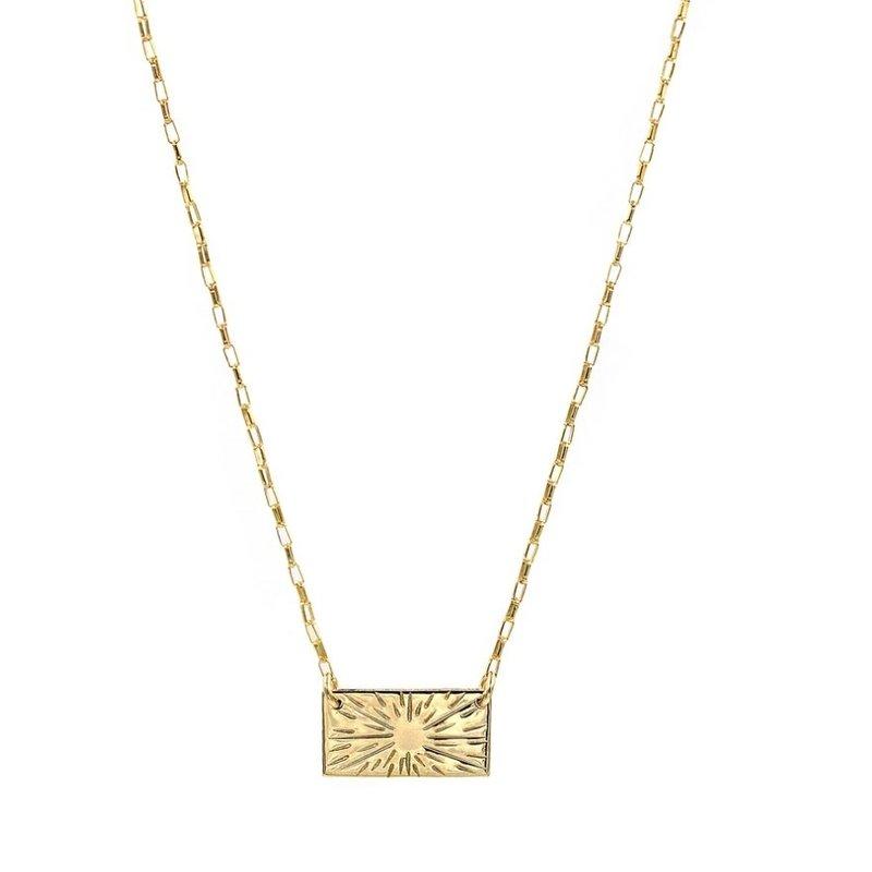 Paradigm Gold Fill Shine Bright Necklace