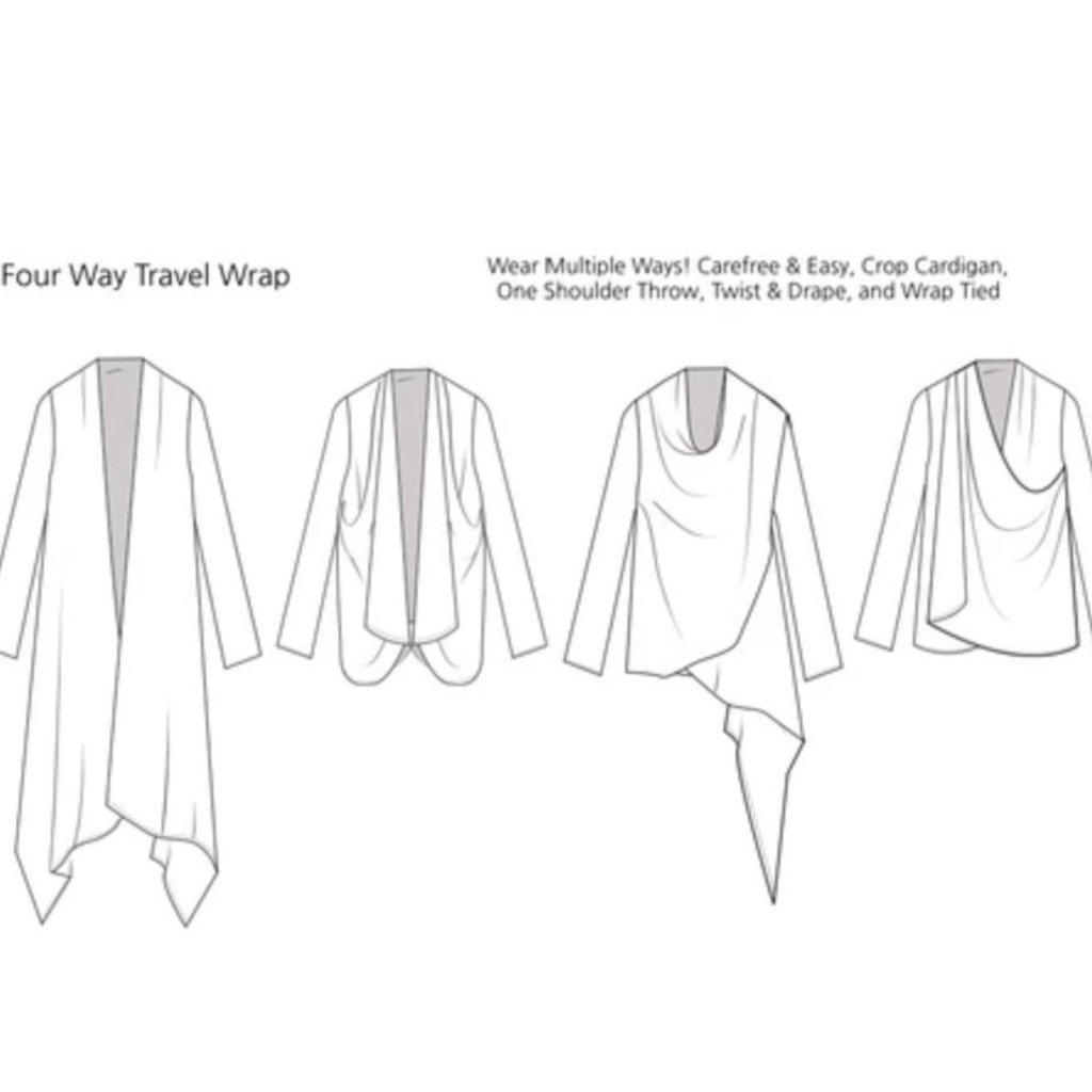 Four Way Travel Wrap