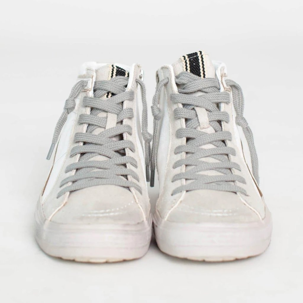 Roxanne High Top Off White As Sized