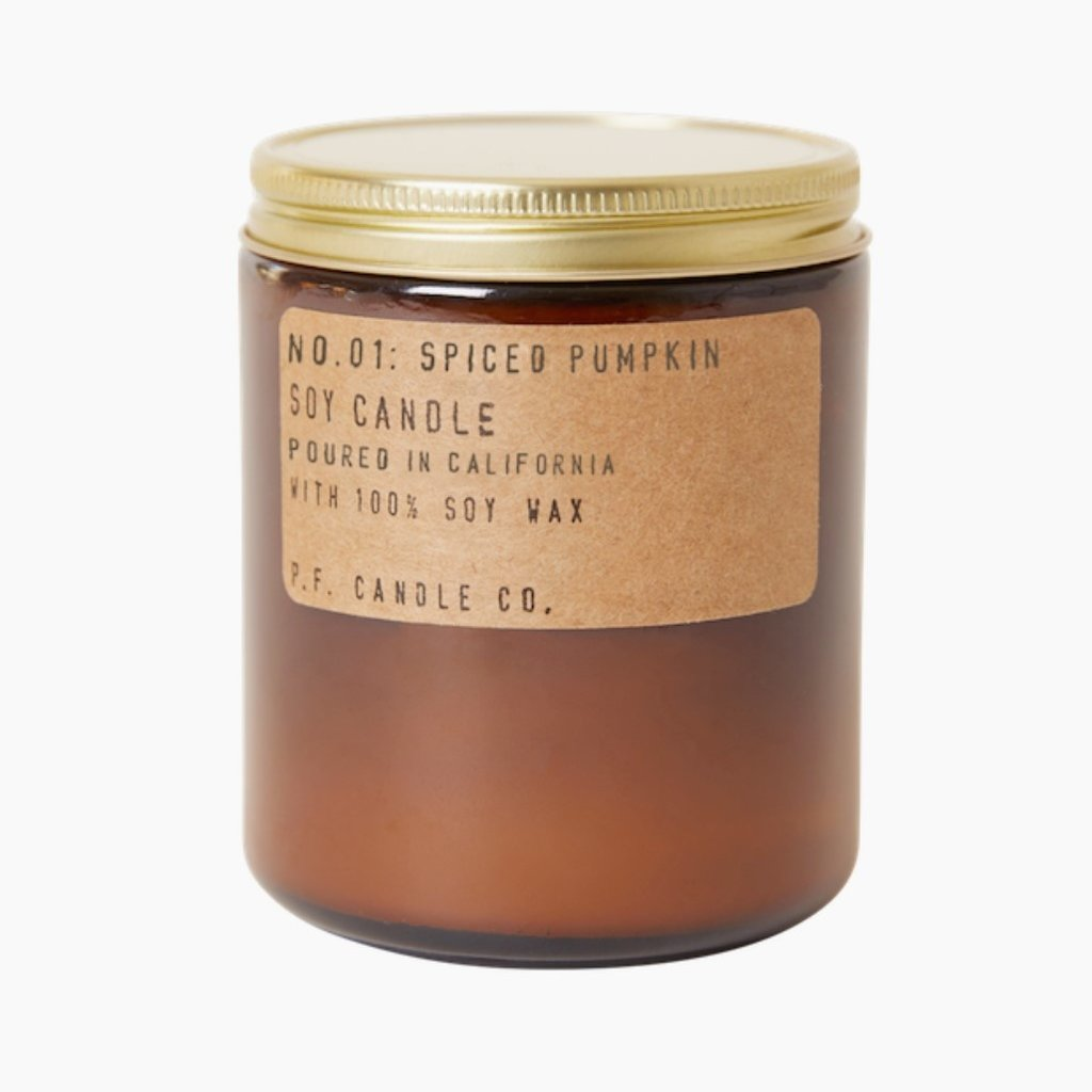 PF Candle Co Spiced Pumpkin 7.2 oz Candle