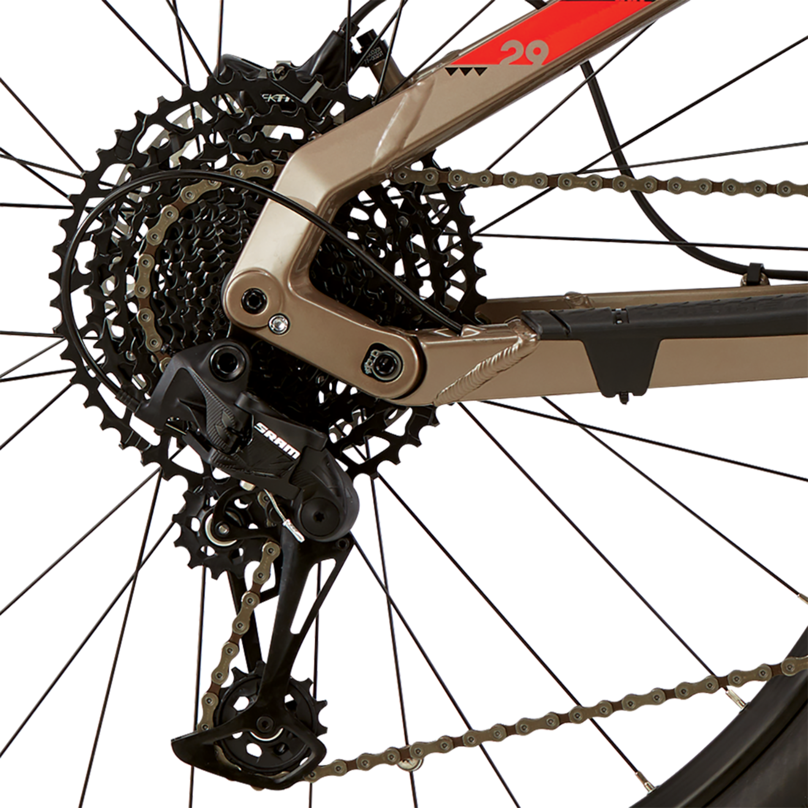 HAIBIKE Haibike SDURO FullNine 4.0 Bronze / Black / Red