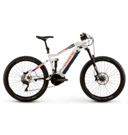 HAIBIKE Haibike SDURO FullSeven LT 5.0 White / Purple / Orange
