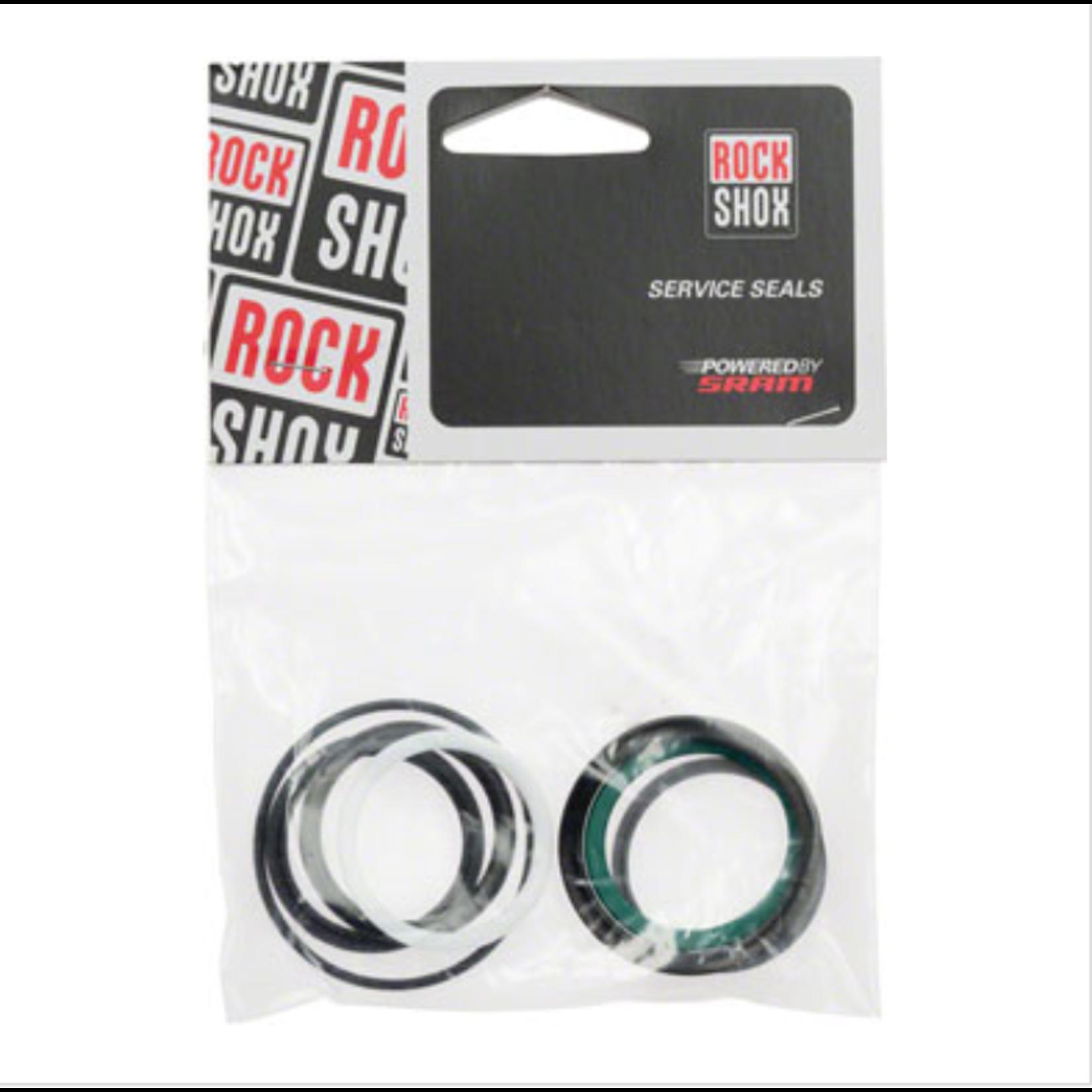 RockShox RockShox 50 hour Rear Shock Air Can Service Kit, Basic: Monarch/Monarch Plus