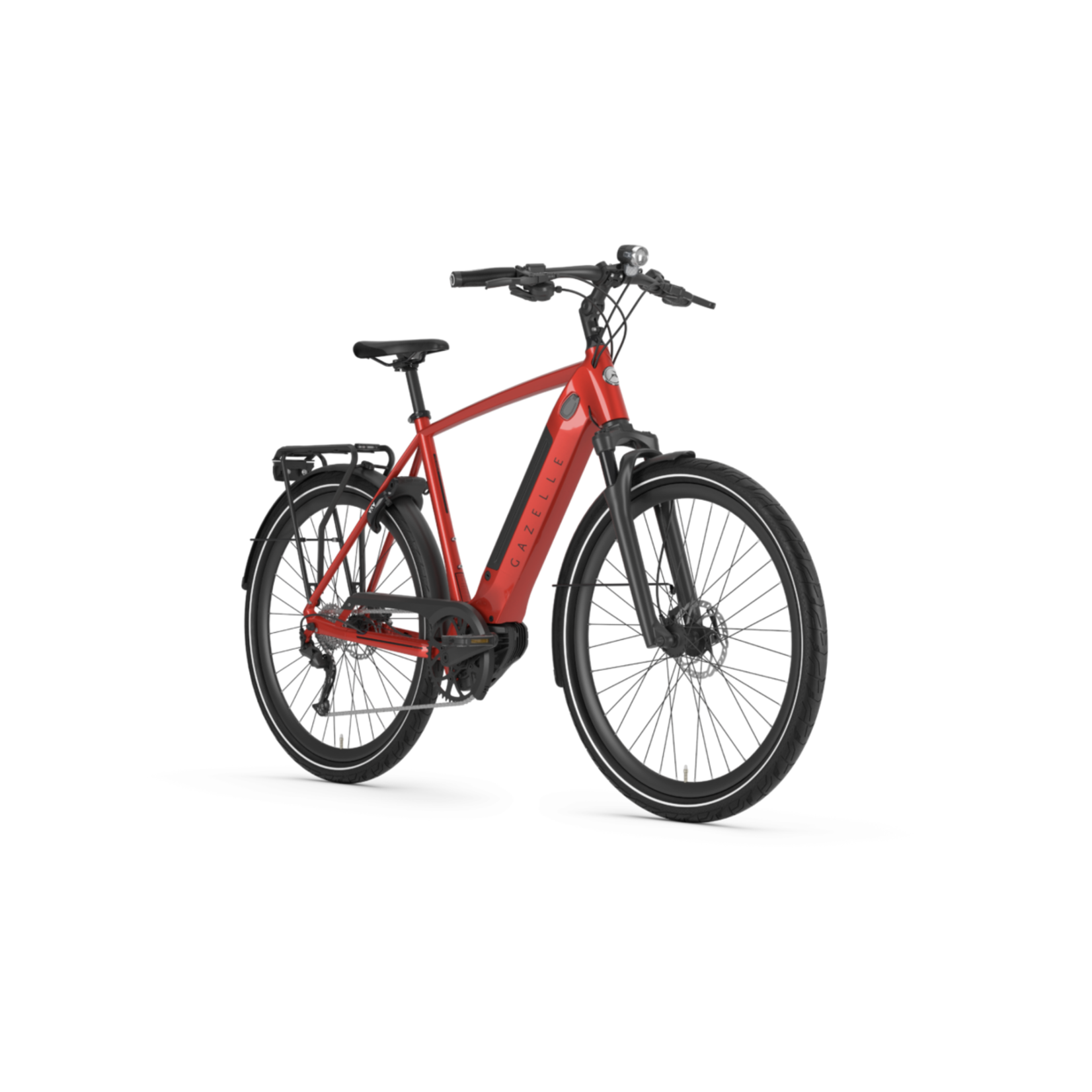 GAZELLE BIKES Ultimate T10+ High Step Red 53CM G2420