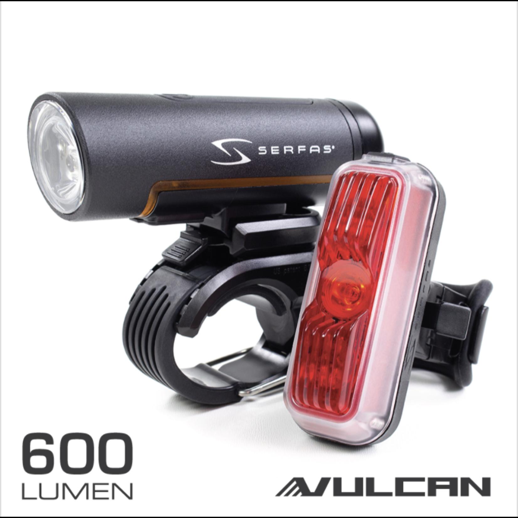 SERFAS UTL-10 APOLLO USB TAIL LIGHT (Serfas)
