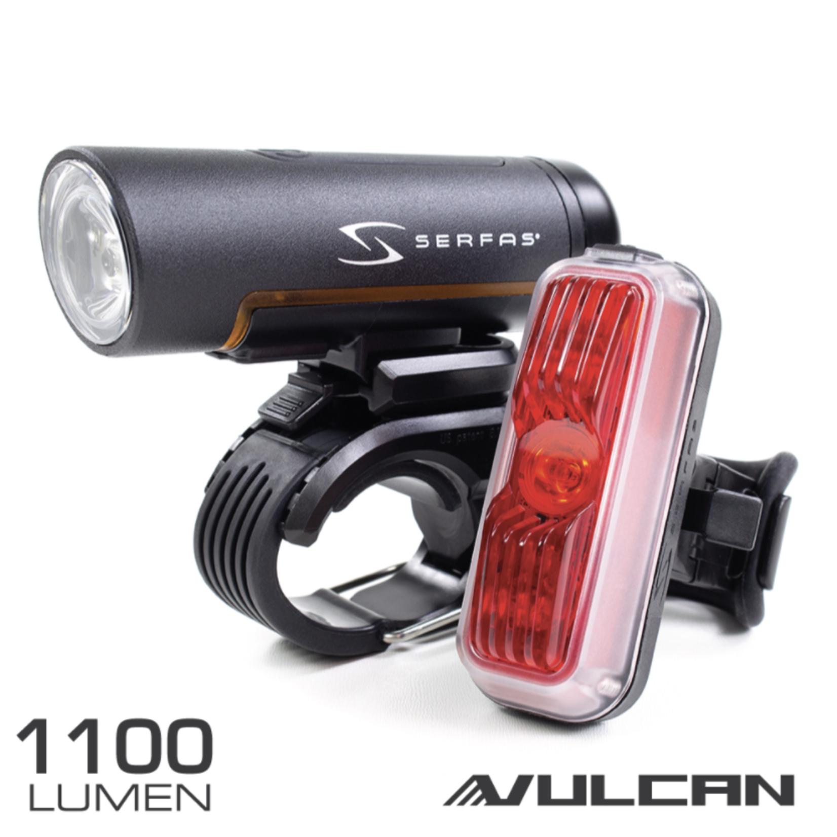 SERFAS TSC-8 TRUE 1100C/VULCAN 350 COMBO (SERFAS)