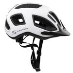 SERFAS Helmet HT-404WTBK Metro Matte White LG/XLG (SERFAS)