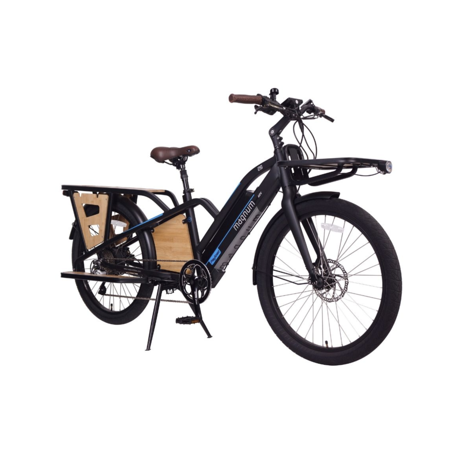 MAGNUM EBIKES Magnum Payload Cargo E-Bike 48V 18AH 500W