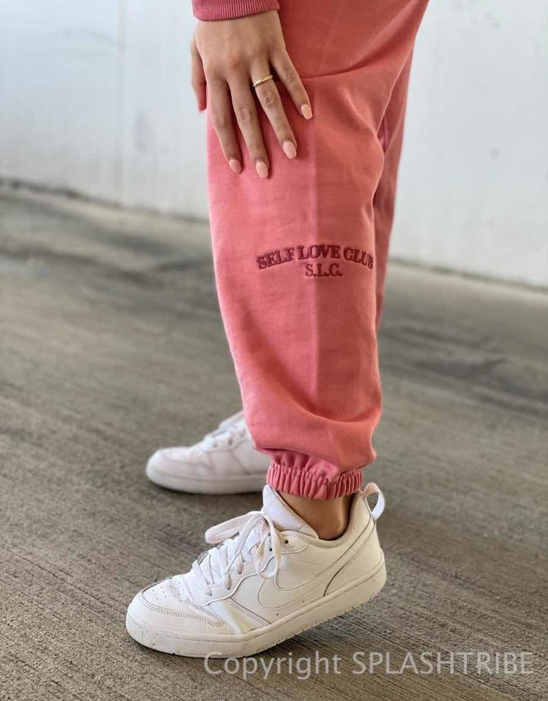 The Mayfair Group Self Love Club Sweatpants