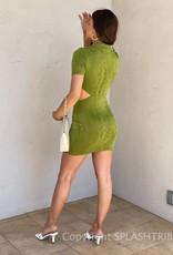 Claudia Mini Dress - P-153040