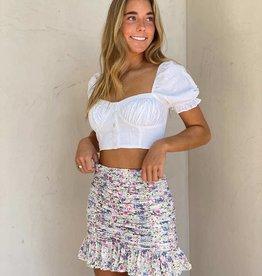 Adora Mini Skirt