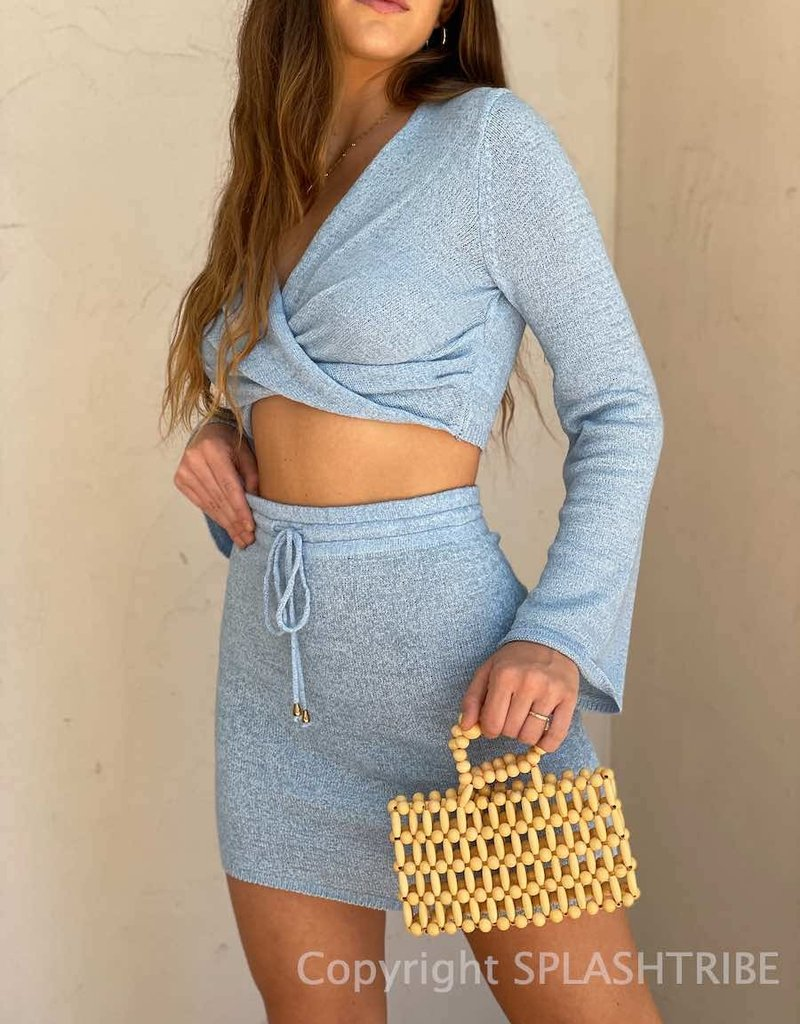 Boski Mini Skirt