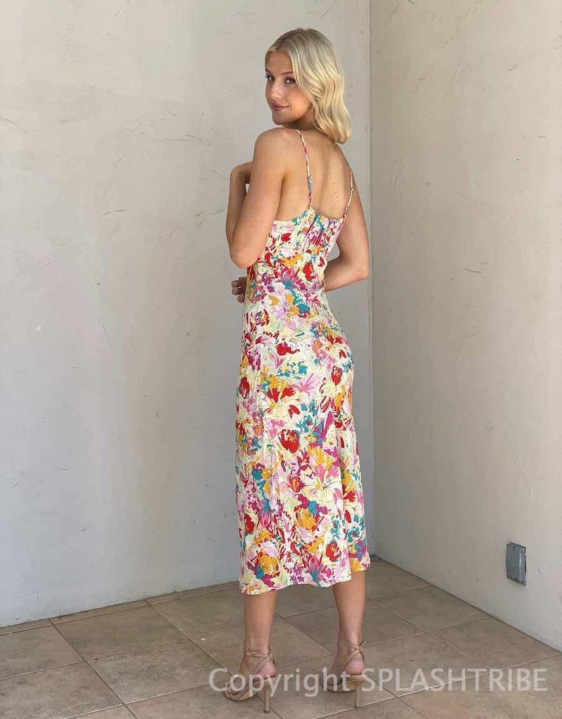 Lori Midi Dress