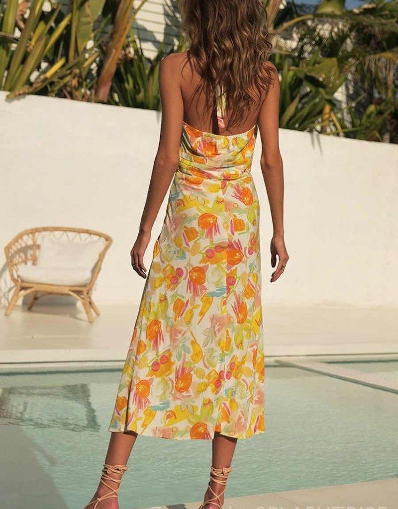 Zola Halter Dress