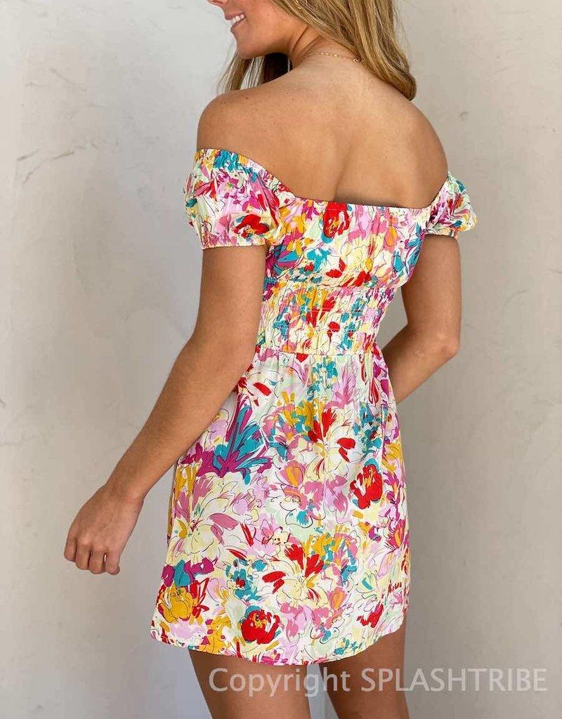 Lori Mini Dress