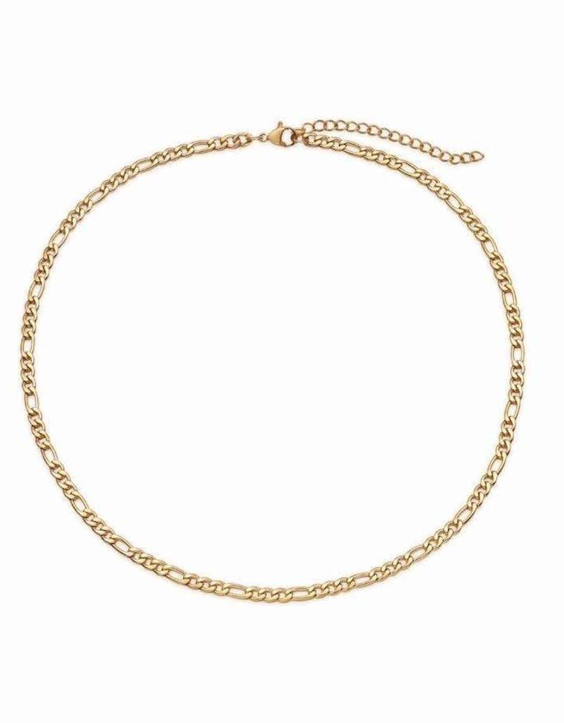 Figaro Choker Necklace