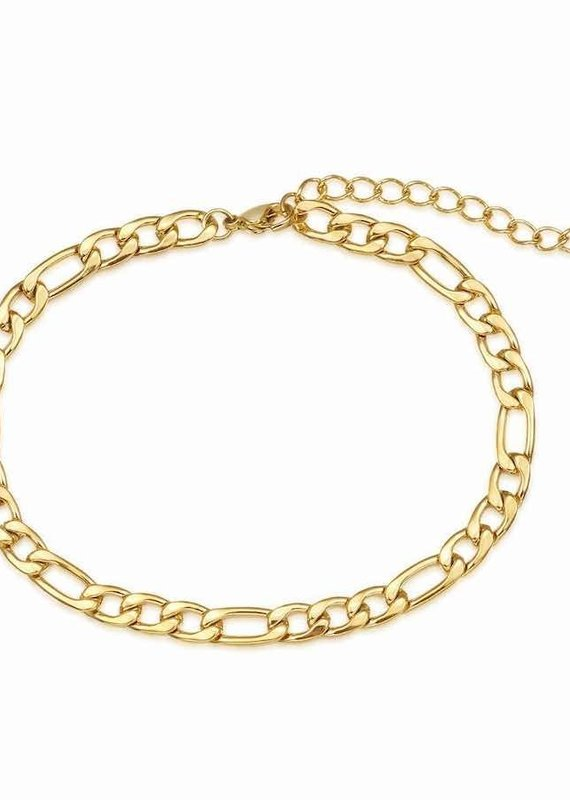 Thick Figaro Anklet
