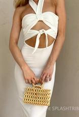 Tulum Mini Bag Tan