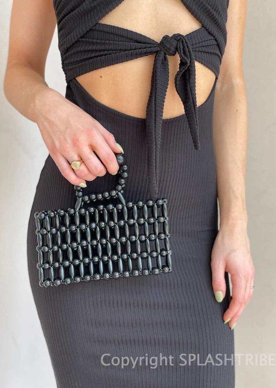 Tulum Mini Bag Black