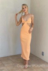 Merrin Cut Out Maxi Dress