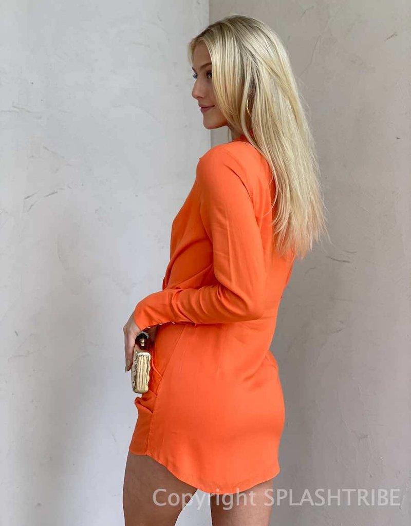 Rayon Ruby Dress