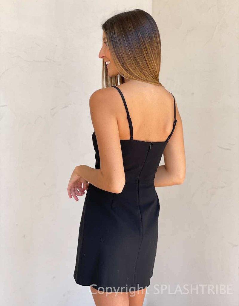 Whisper V Neck Dress