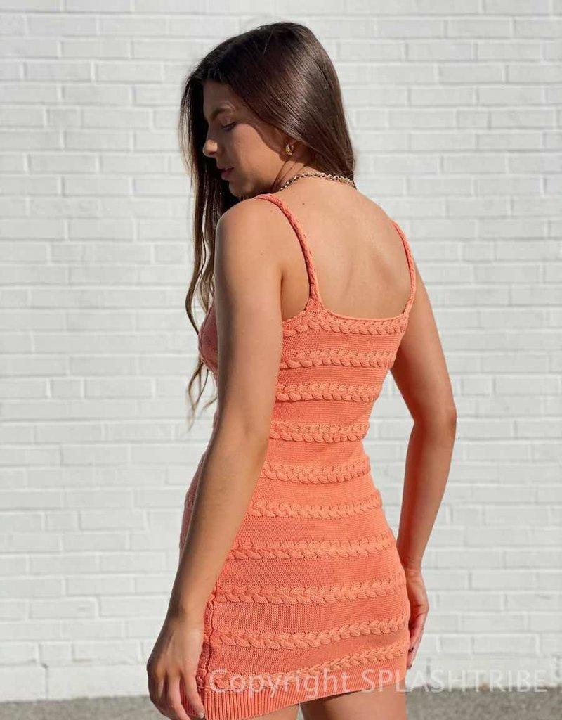 Dukes Mini Dress - P-153102