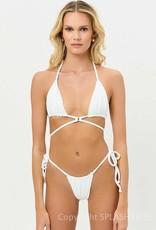 Frankies Bikinis Tatum Terry Top - P-156415