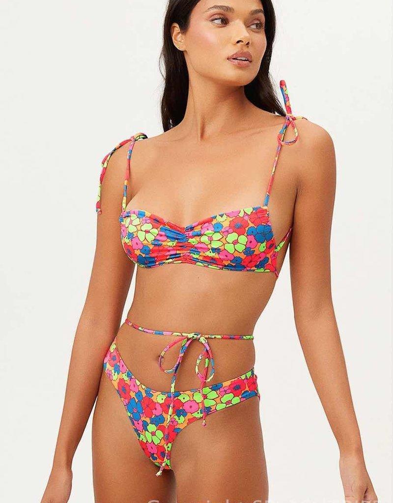 Frankies Bikinis Foxy Bottom - P-155253