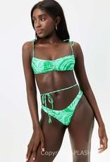 Frankies Bikinis Foxy Satin Bottom