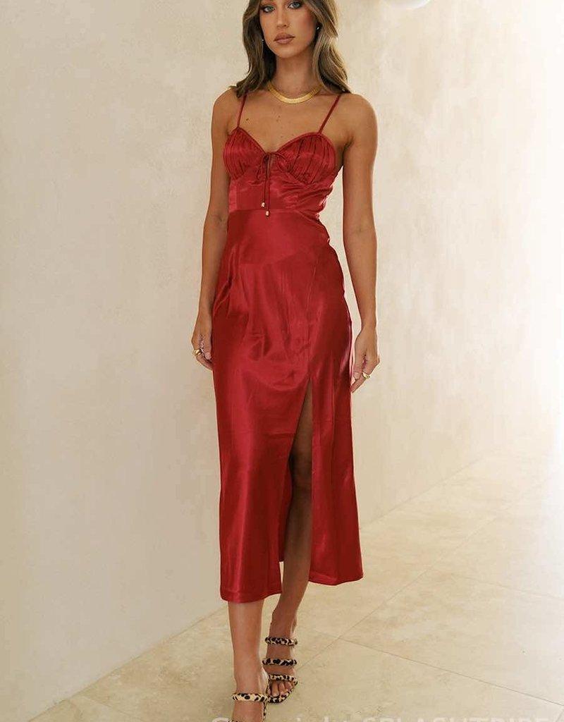 Shayanne Slip Dress