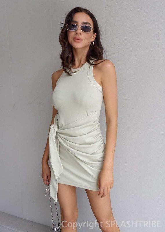 Tau Tie Dress
