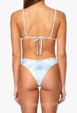 We Wore What Cooper Clouds Bikini Top