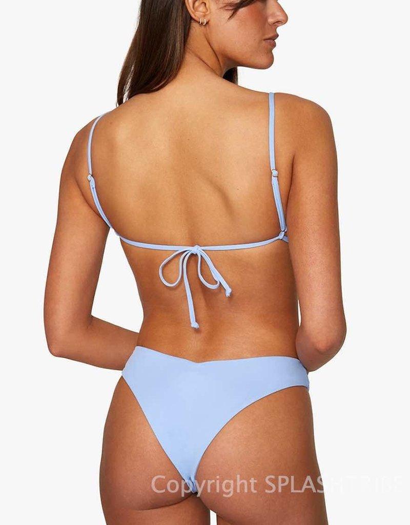 Ruched Underwire Bikini Top