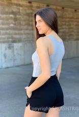 Baggy Cut Off Shorts - P-148604