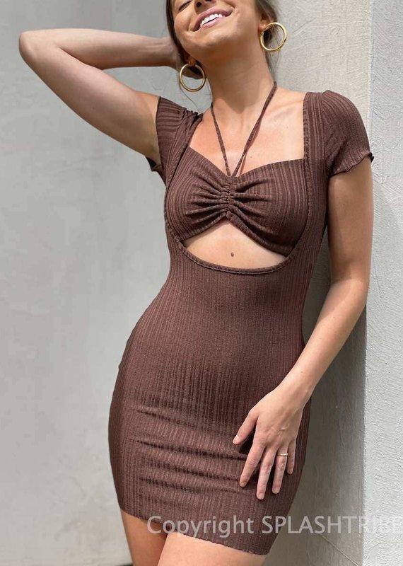 U Got It Layered Mini Dress