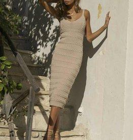 Dukes Midi Dress - P-153104