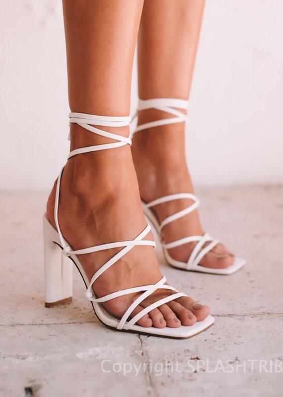 Chrome Wrap Heel