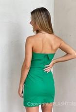 Crystal Mini Dress